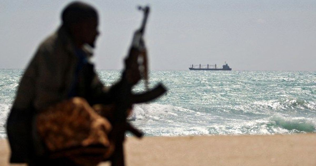 Somalian pirates hijack Indian vessel with 11 crew members on board