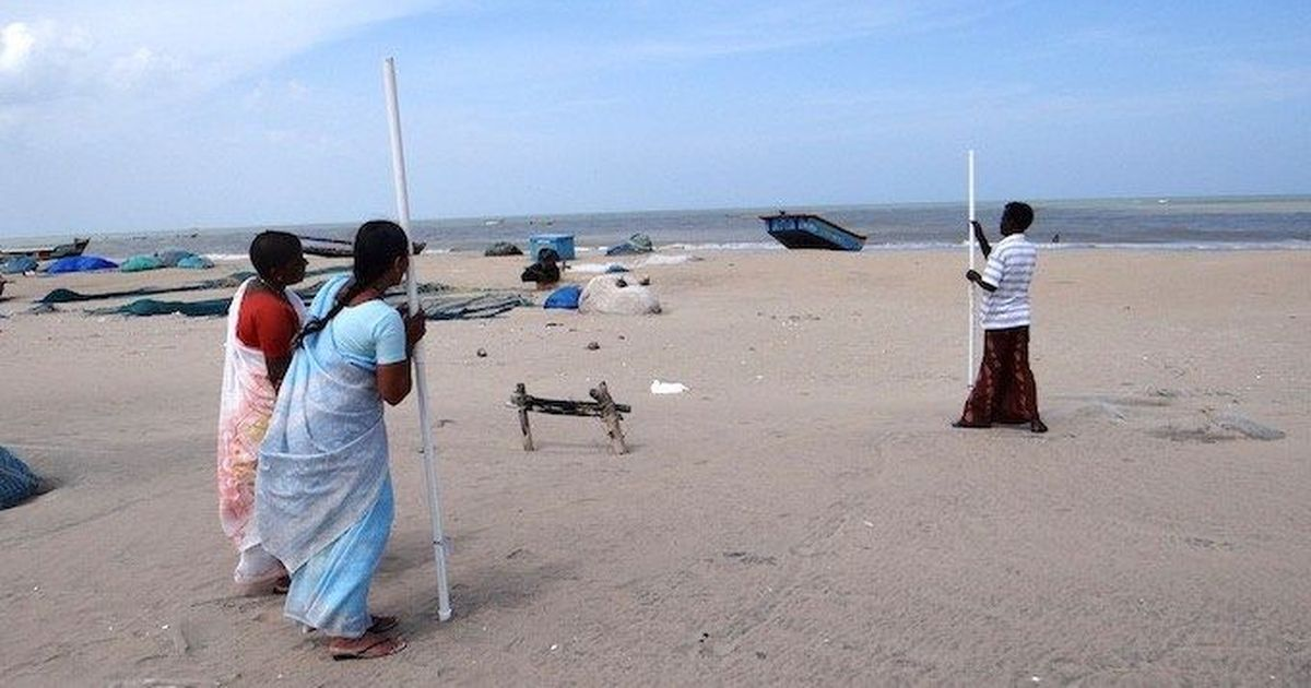 Fishing communities turn climate scientists in Tamil Nadu and Puducherry to save their beaches