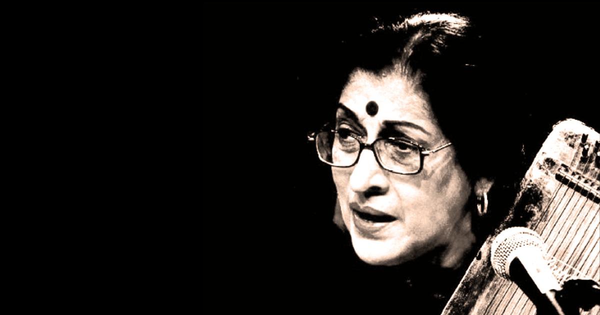 Music legend Kishori Amonkar dies at 84