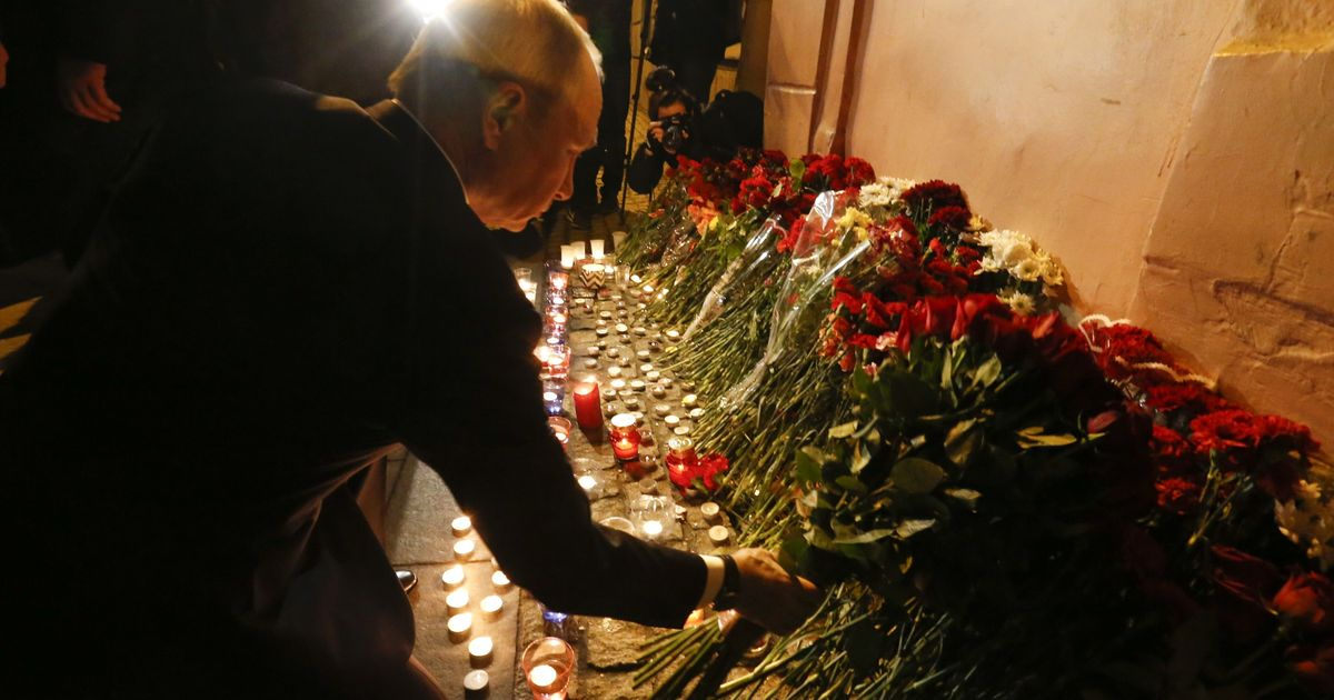 St Petersburg blast: Investigators confirm Kyrgyzs-born suicide bomber carried out the attack