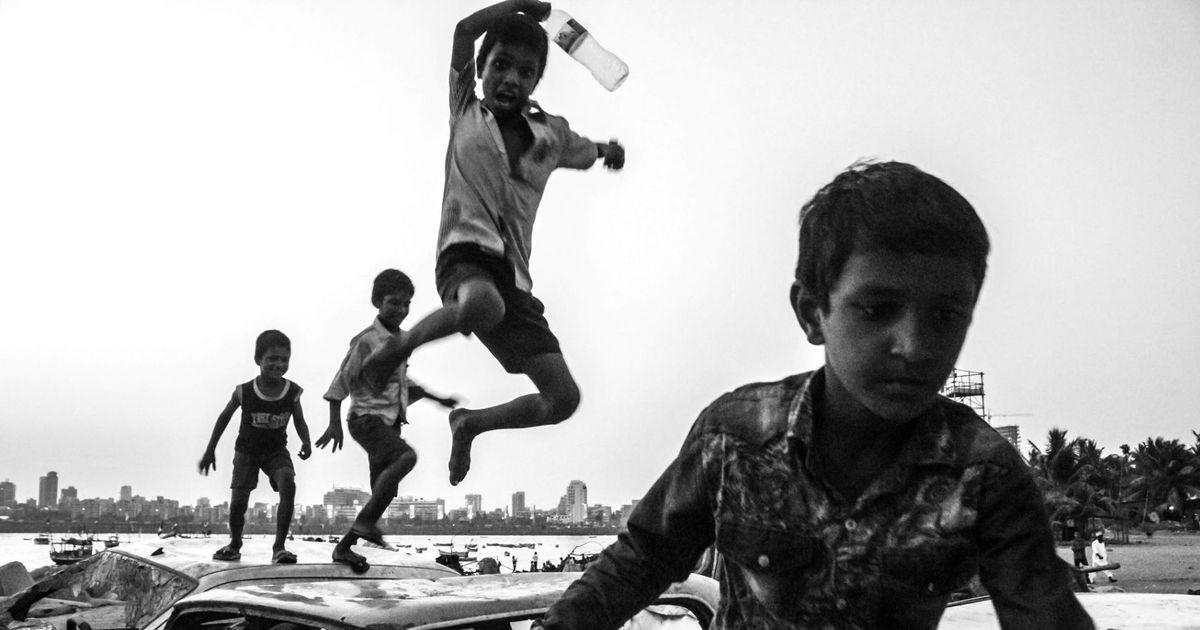 The 'reckless kids' of Mahim win a street photographer a prestigious international award