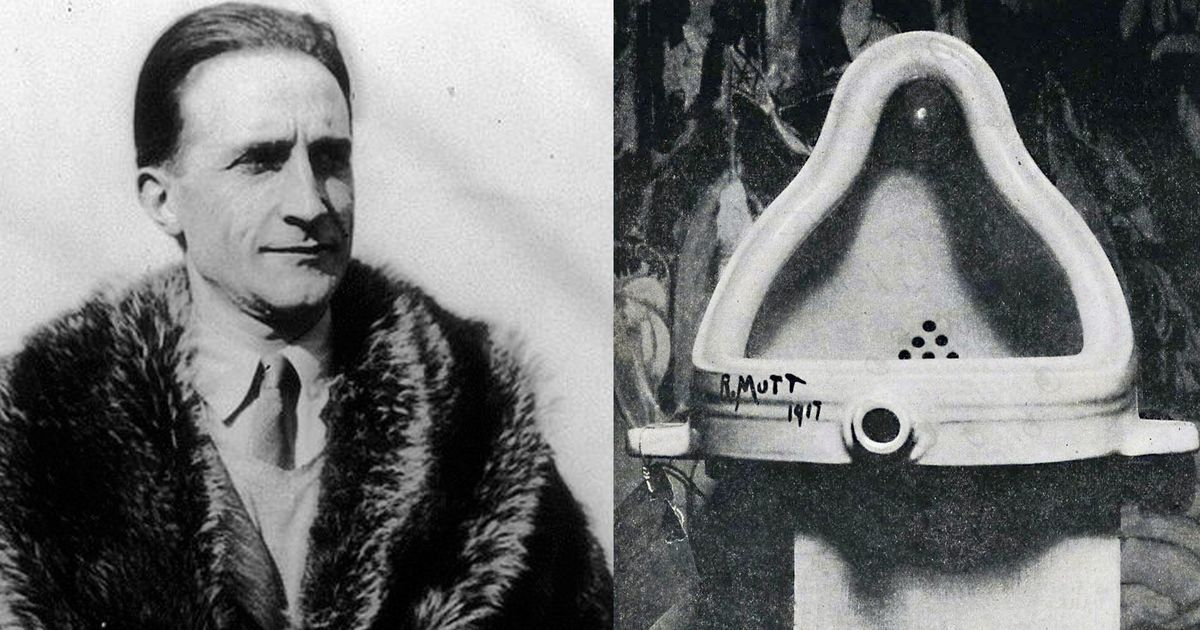 Marcel Duchamp's Fountain: How a reject became the most influential artwork in the world