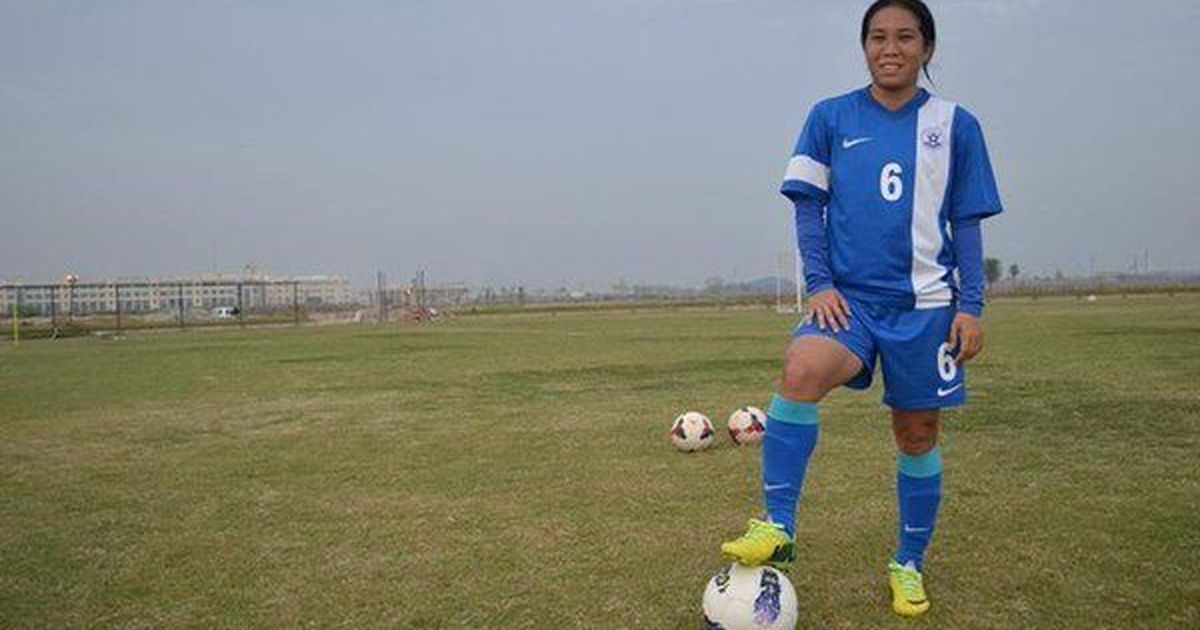 Bembem Devi is Indian football's first lady and her 20-year long career is an inspiration to many