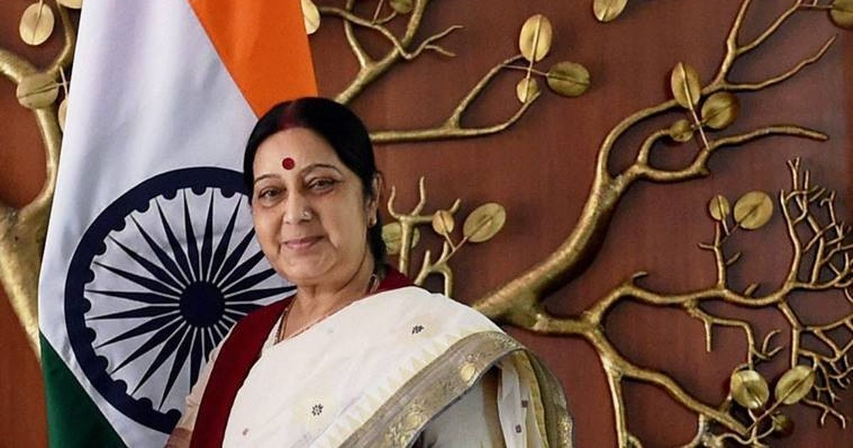 Attacks on African nationals in Greater Noida should not be called racial yet, says Sushma Swaraj