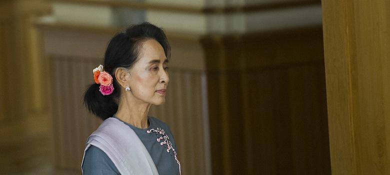 Myanmar: Do not think there is ethnic cleansing going on, Aung San Suu Kyi says of Rohingya Muslims