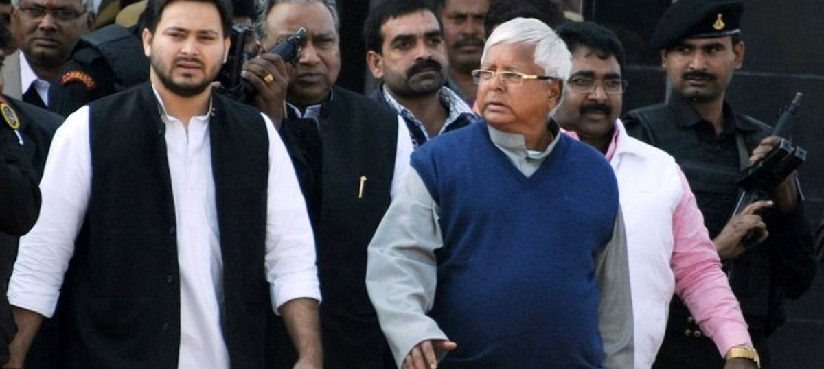 Bihar: Investigation ordered against Lalu Prasad Yadav's son in alleged soil purchase scam