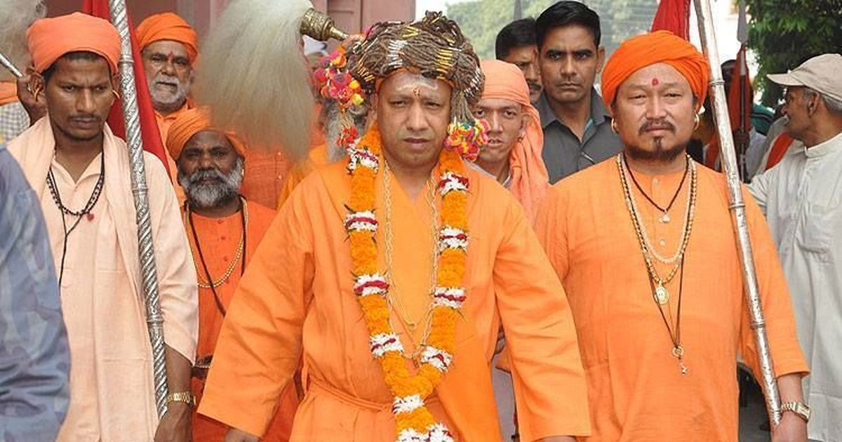 The Political Yogi: Recalling warrior ascetics from history in the age of Adityanath