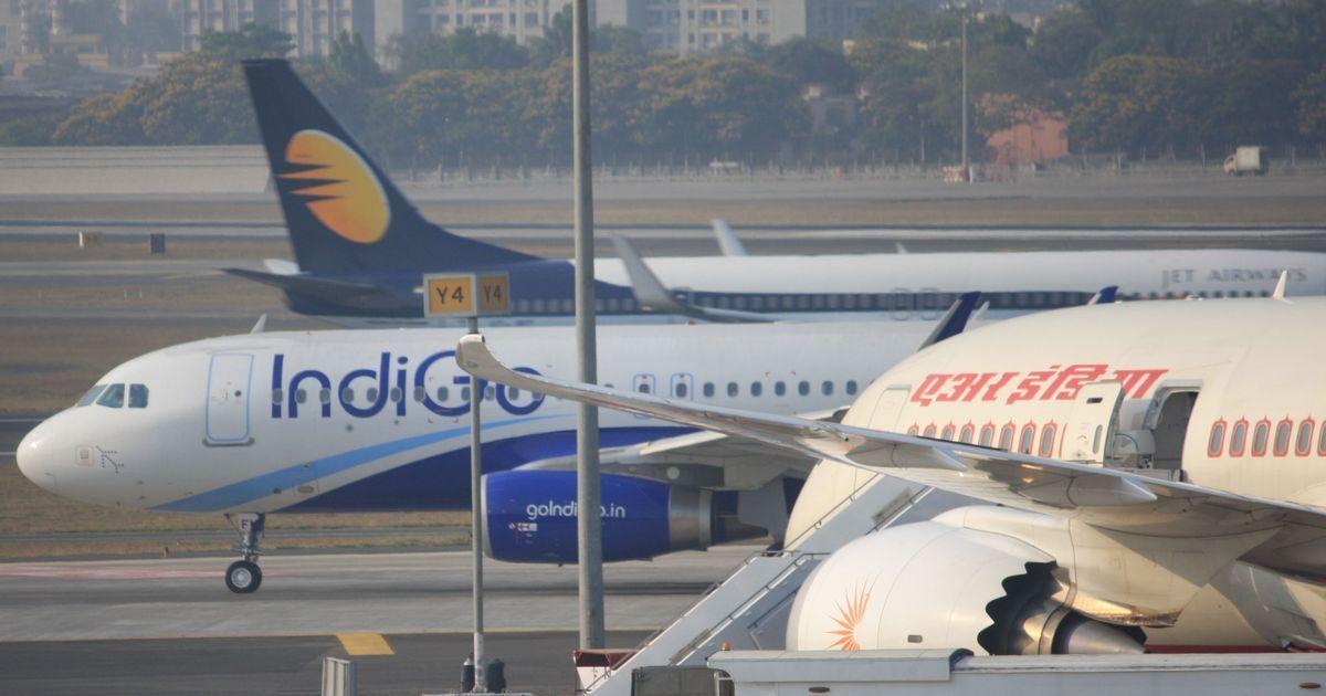 Air India, IndiGo flights avoid major collision on converging ...