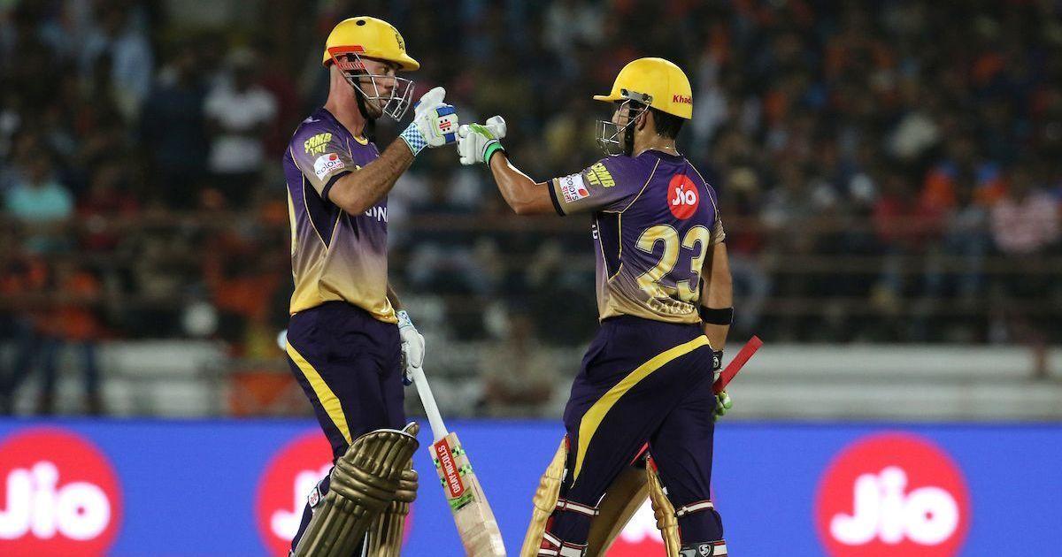Gambhir and Lynn make mockery of 184-run target as Kolkata Knight Riders cruise past Gujarat