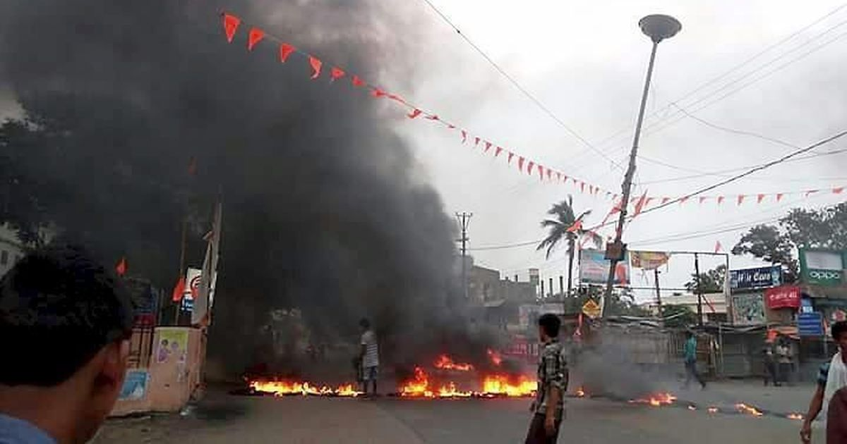 Bhadrak communal clashes: Odisha government blocks internet, extends curfew till Monday morning