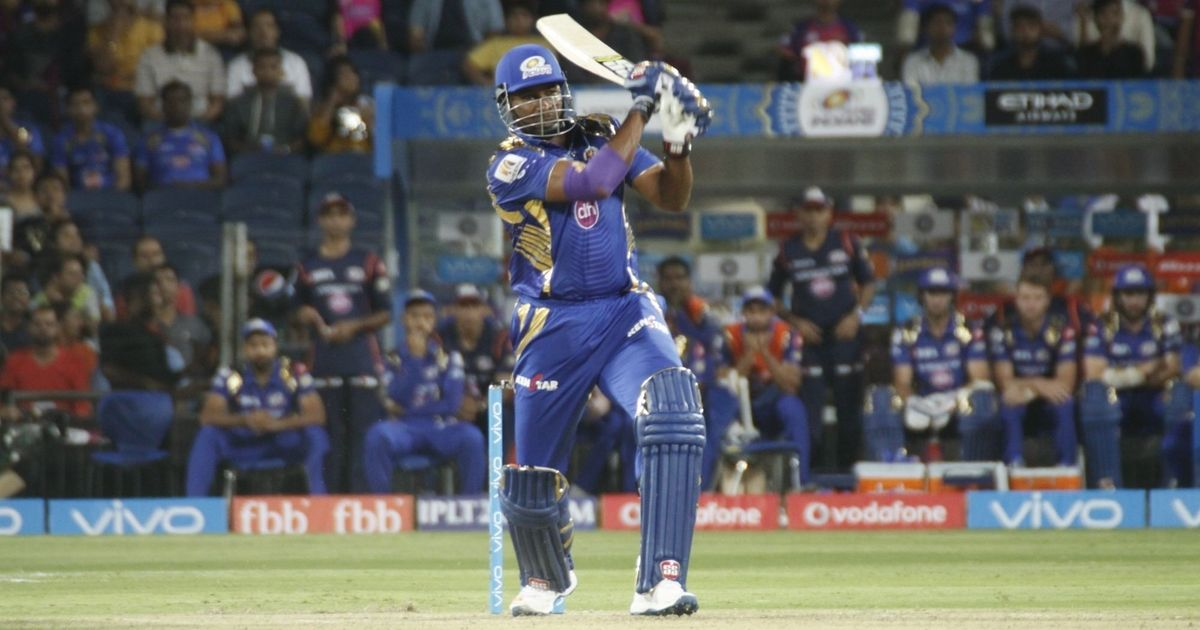 IPL 10: Kieron Pollard gives Sanjay Manjrekar the slog on Twitter, but did he hear him right?