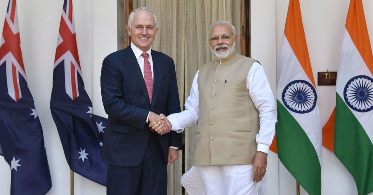 India and Australia sign six MoUs, promise to work together to tackle terrorism