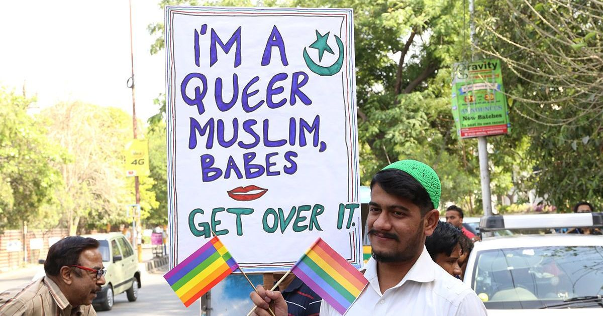 Lucknow holds its first Queer Pride Parade: They marched 1.5 km, but their message went a long way