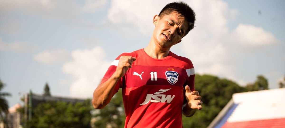Really proud, but we can't get carried away: Sunil Chhetri on India's rise to 101 in the rankings