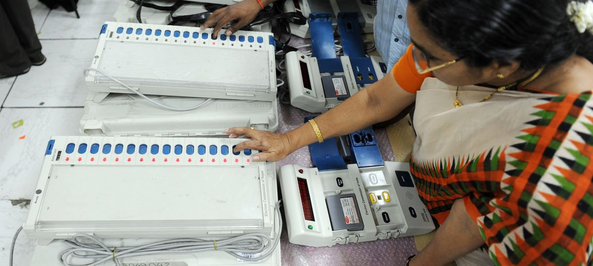 Dholpur bye-poll: One more report of EVMs favouring the BJP falls apart under scrutiny