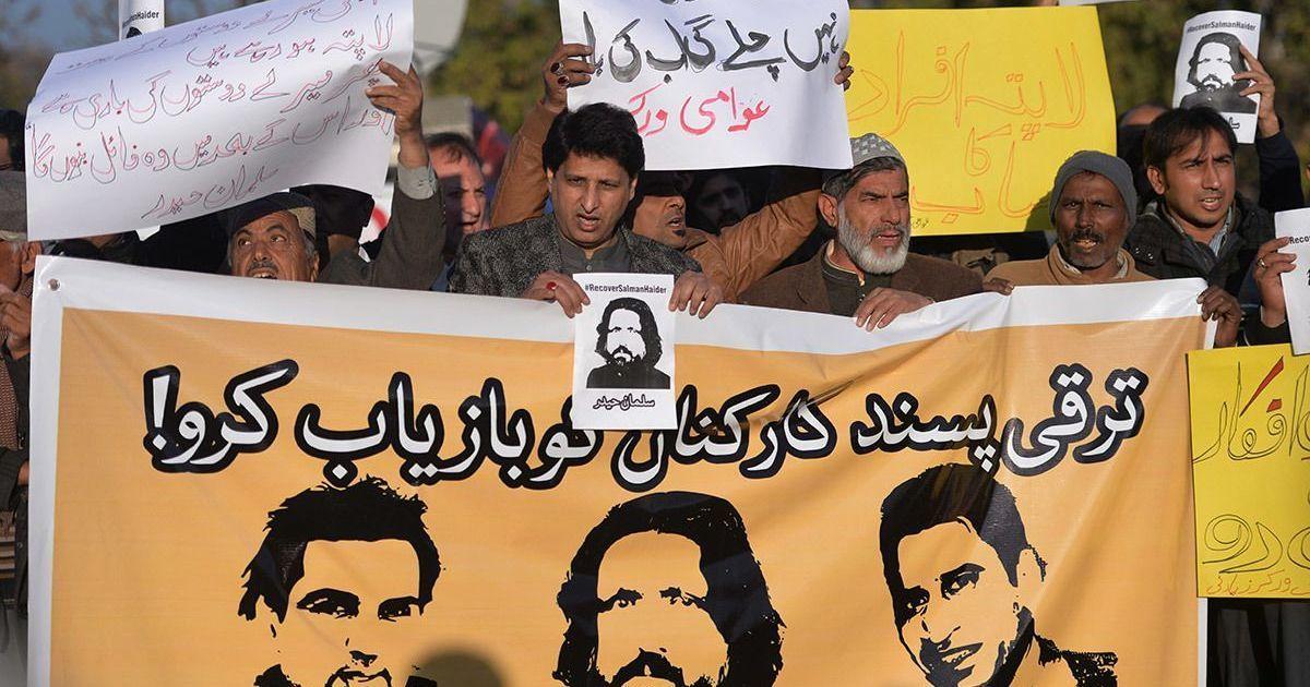 Crushing the intellect: Pakistan's war on free speech in the social media era