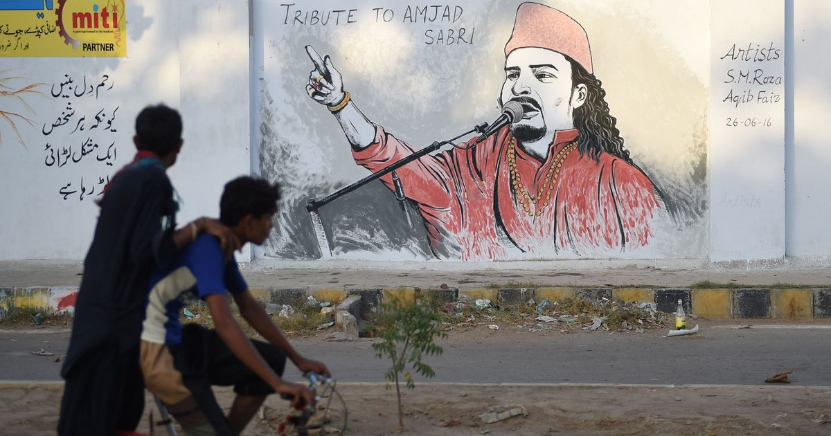 'Feels like we are being watched': Late qawwali singer Amjad Sabri's family wants to leave Pakistan