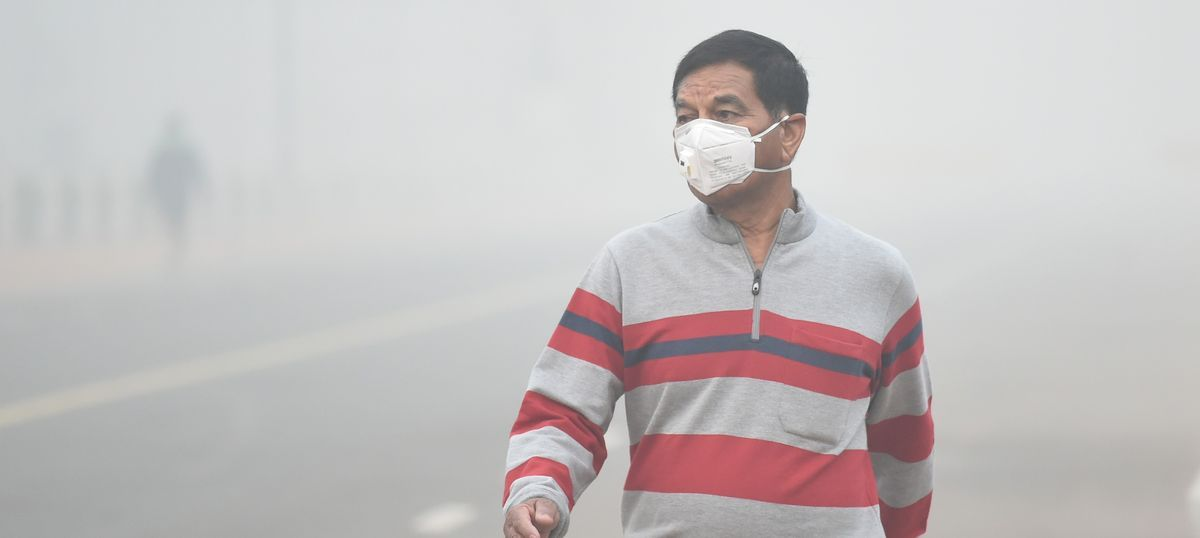 Lab notes: Vitamin B can help the body fight off effects of air pollution