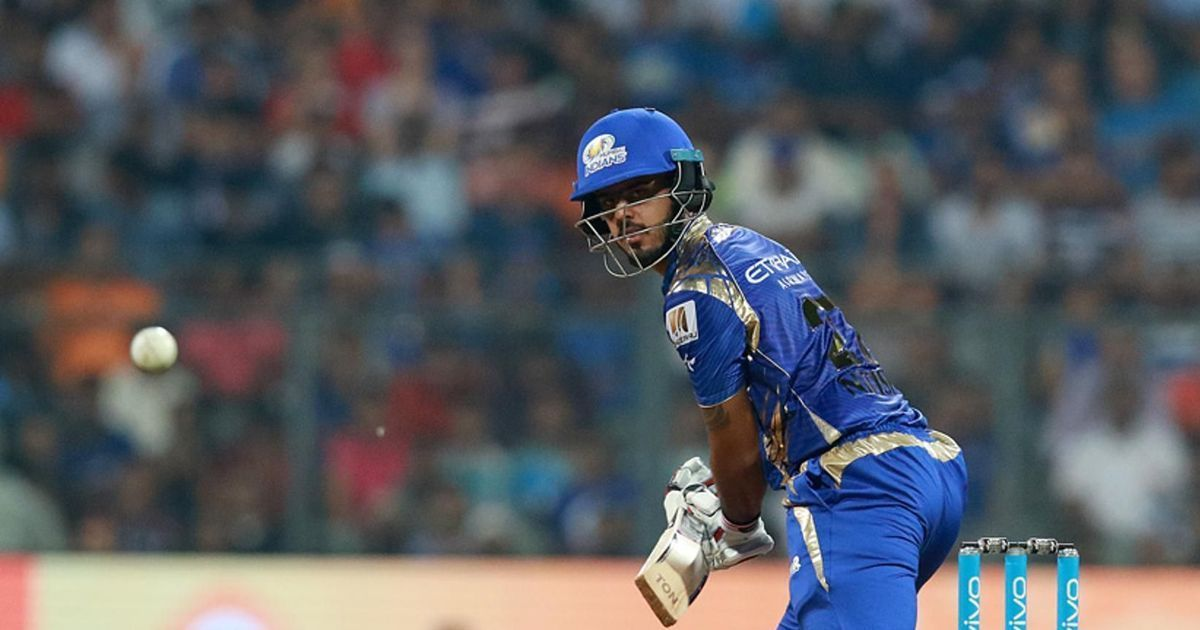 From Being Mentally Disturbed A Month Ago Mumbai Indians Nitish Rana Is Lighting Up The Ipl