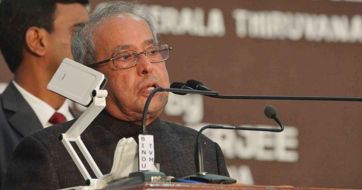 President Pranab Mukherjee approves all four Goods and Services Tax Bills