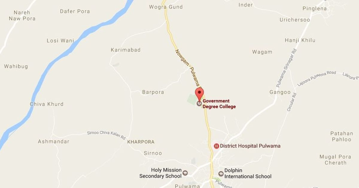Kashmir: 54 students injured in clashes outside Pulwama college, says Greater Kashmir report