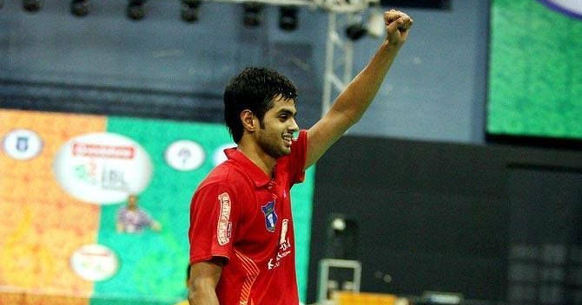 B Sai Praneeth upsets Kidambi Srikanth 17-21, 21-17, 21-12 to lift Singapore Open