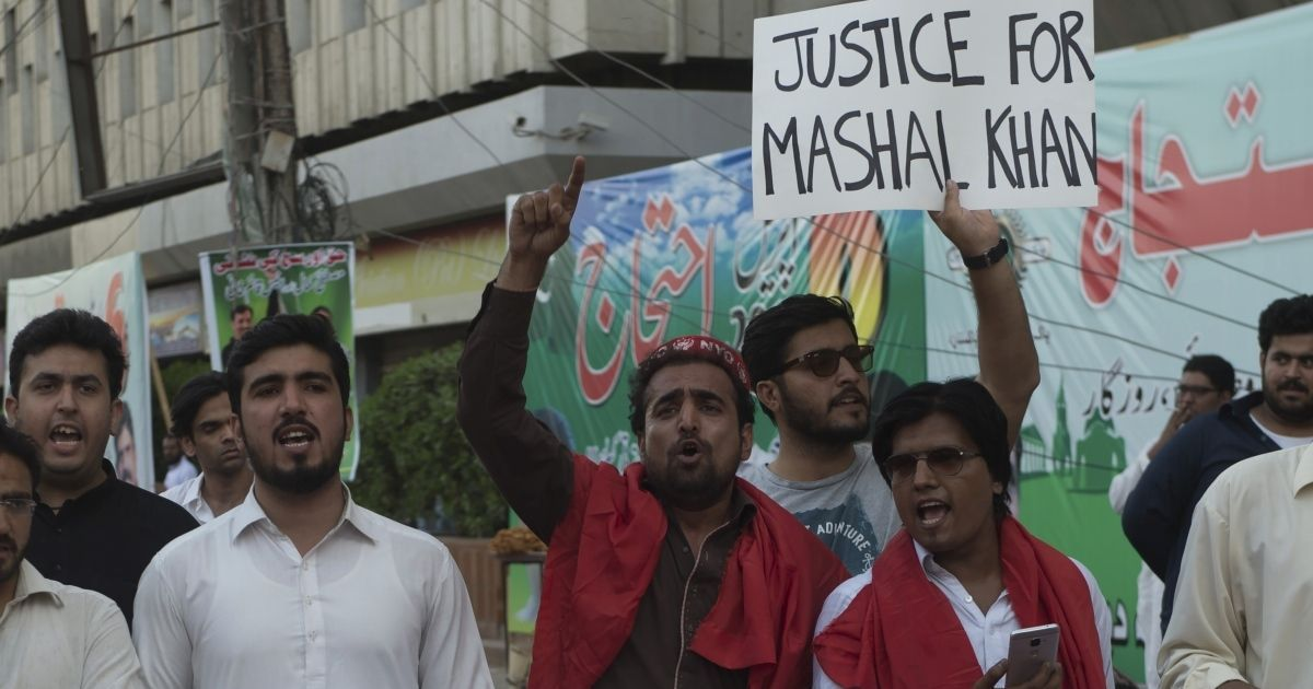 Pakistan lynching: When 'innocent until proven guilty' is a dangerous argument