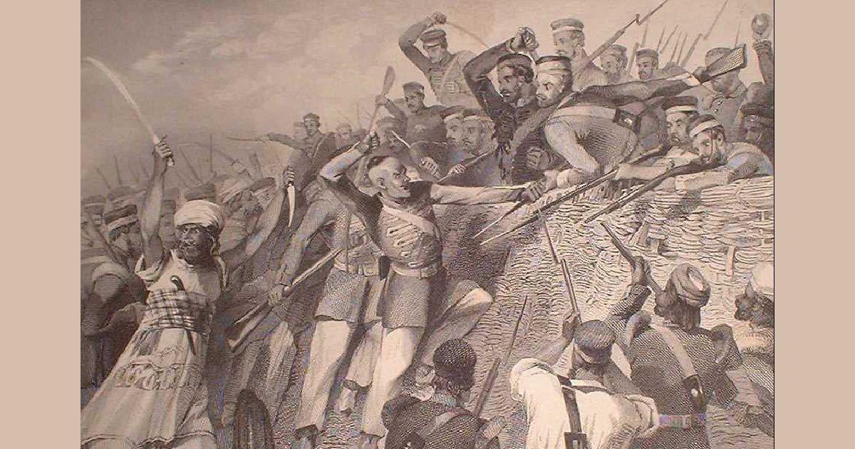 To mark the centenary of 1857, gau-rakshaks planned a 'mutiny' in 1957