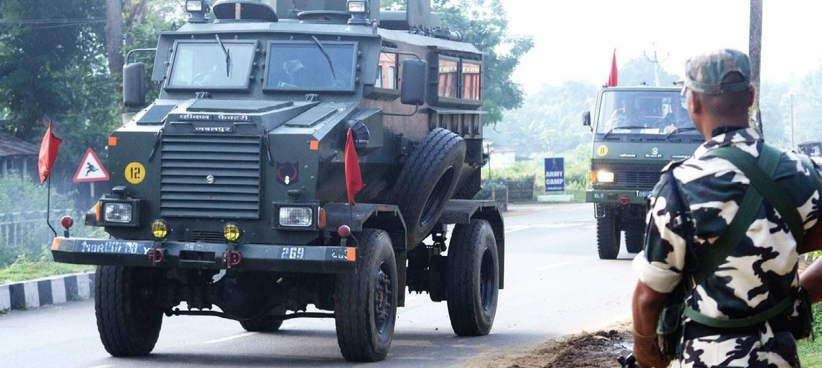 Jammu and Kashmir Police file FIR against the Army for tying man to a jeep: Reports