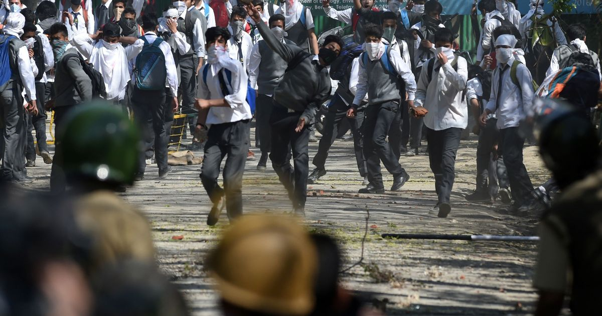 Streaming violence on Facebook Live is the new standard of proof in Kashmir