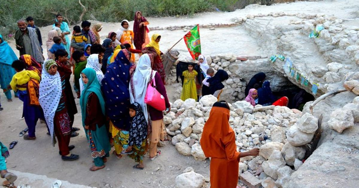 In pictures: Traces of Hinduism in Pakistan's Sindh – sacred ponds, a wish tree, broken temples