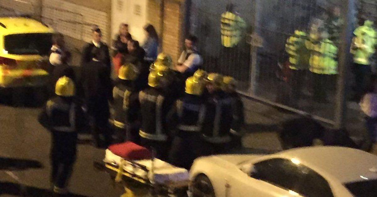 Twelve injured after man sprays acid inside London nightclub