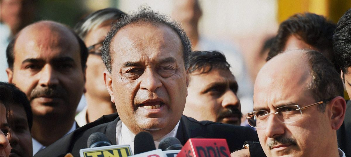 Kashmir jeep video: Attorney General Mukul Rohatgi wonders why there is 'so much noise' about it