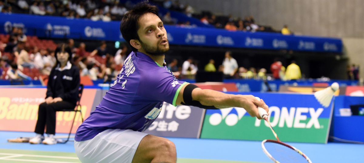 China Masters: Parupalli Kashyap makes winning start against Suppanyu Avihingsanon in comeback