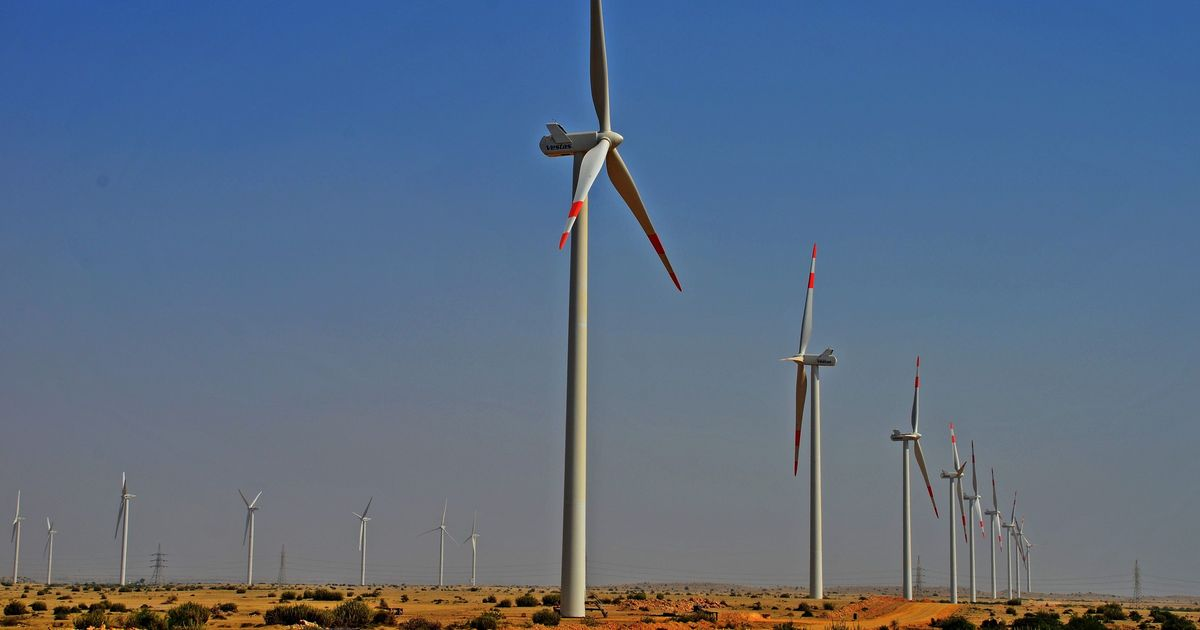 Private firms are jumping on renewable energy bandwagon as tariffs tumble
