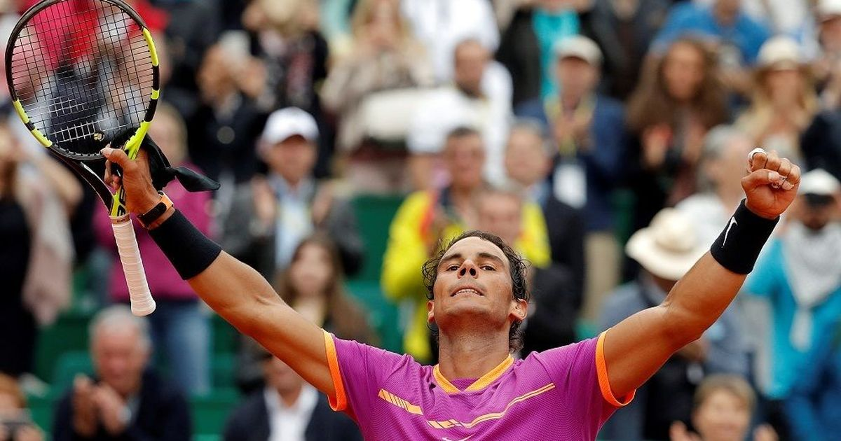 Monte Carlo masters: Rafael Nadal, Stan Wawrinka & Andy Murray post wins to progress to round of 16