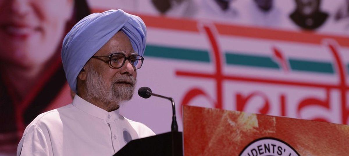 Congress forms Manmohan Singh-headed panel on Jammu and Kashmir crisis