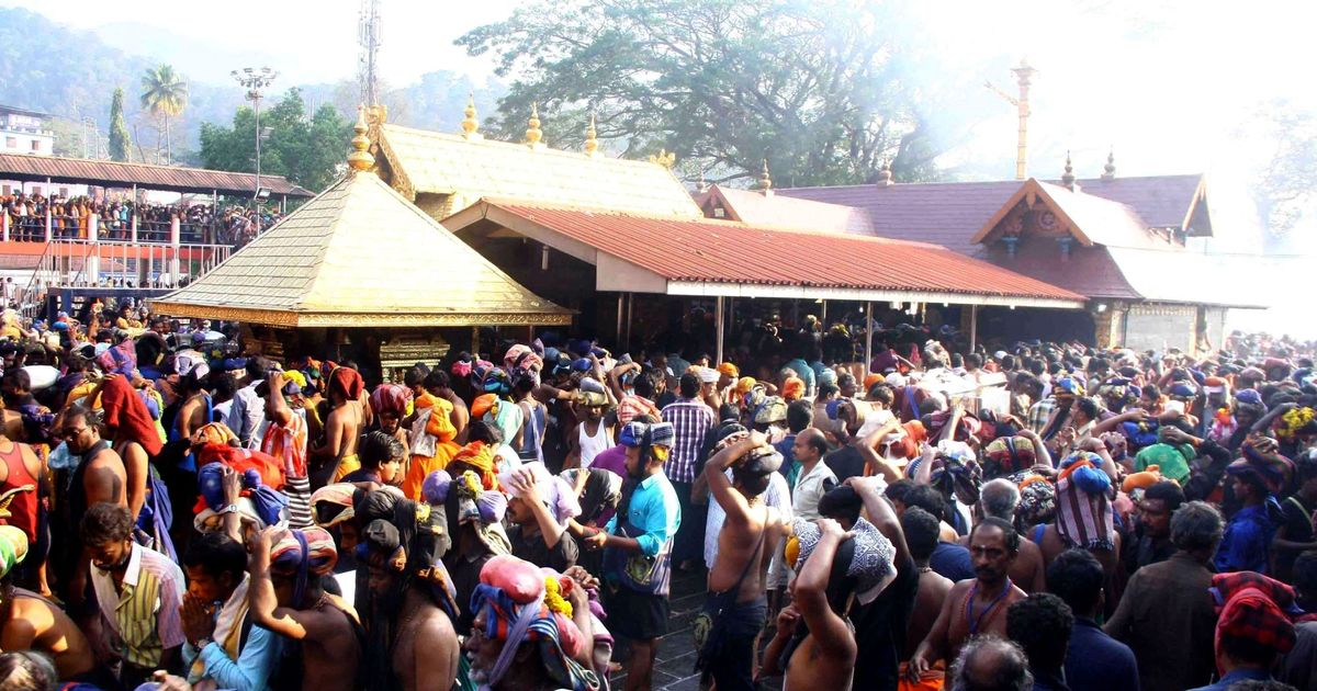 Now, female devotees must carry proof of age to enter Sabarimala temple