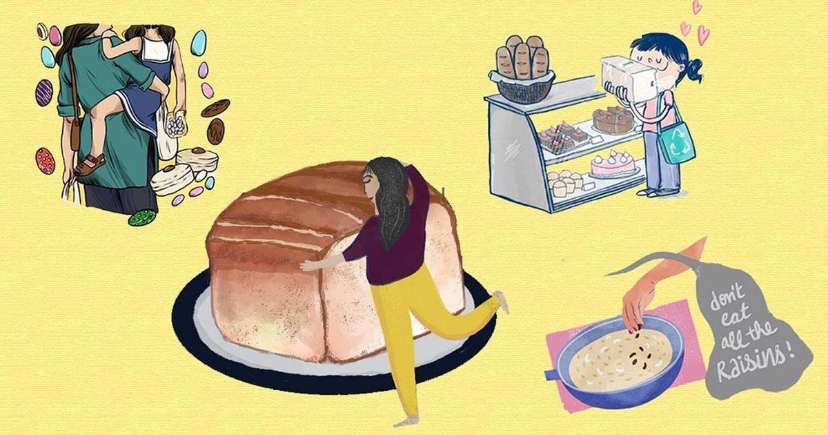 Five artists illustrate their childhood memories of Nilgiris, the iconic Bengaluru bakery