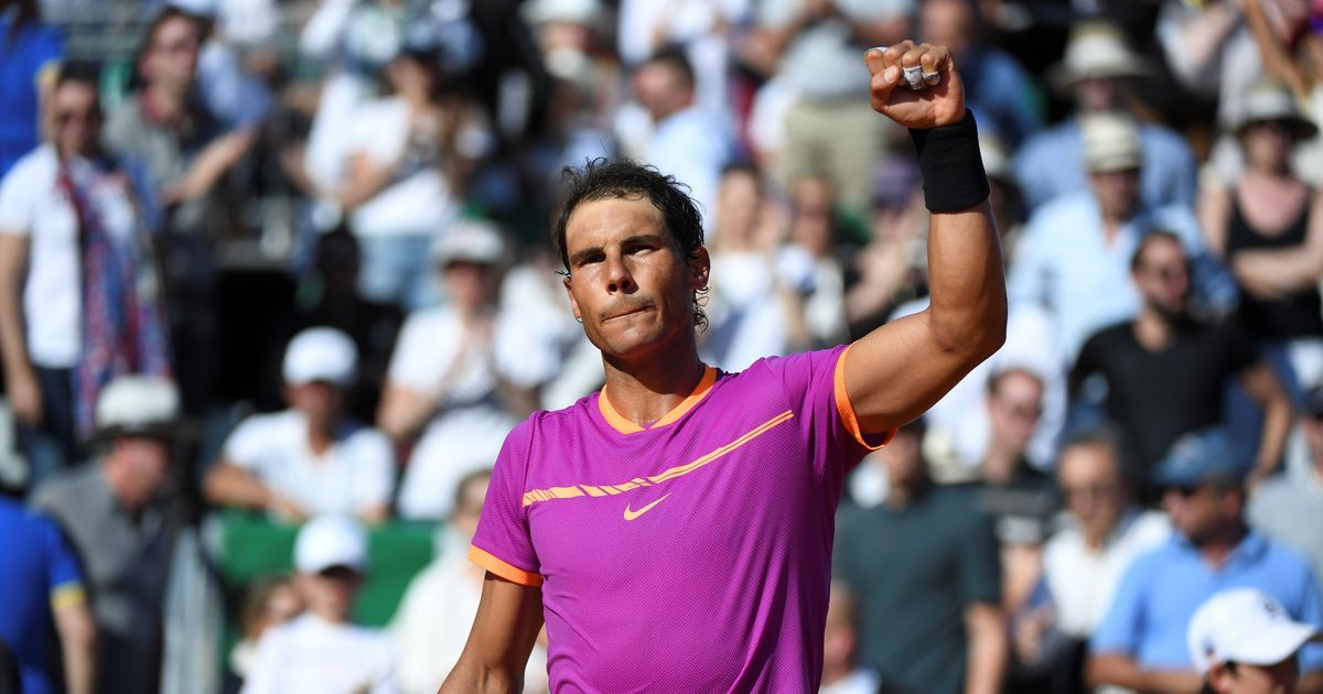 Rafael Nadal breezes past Alexander Zverev to book 13th straight quarter-final berth at Monte Carlo