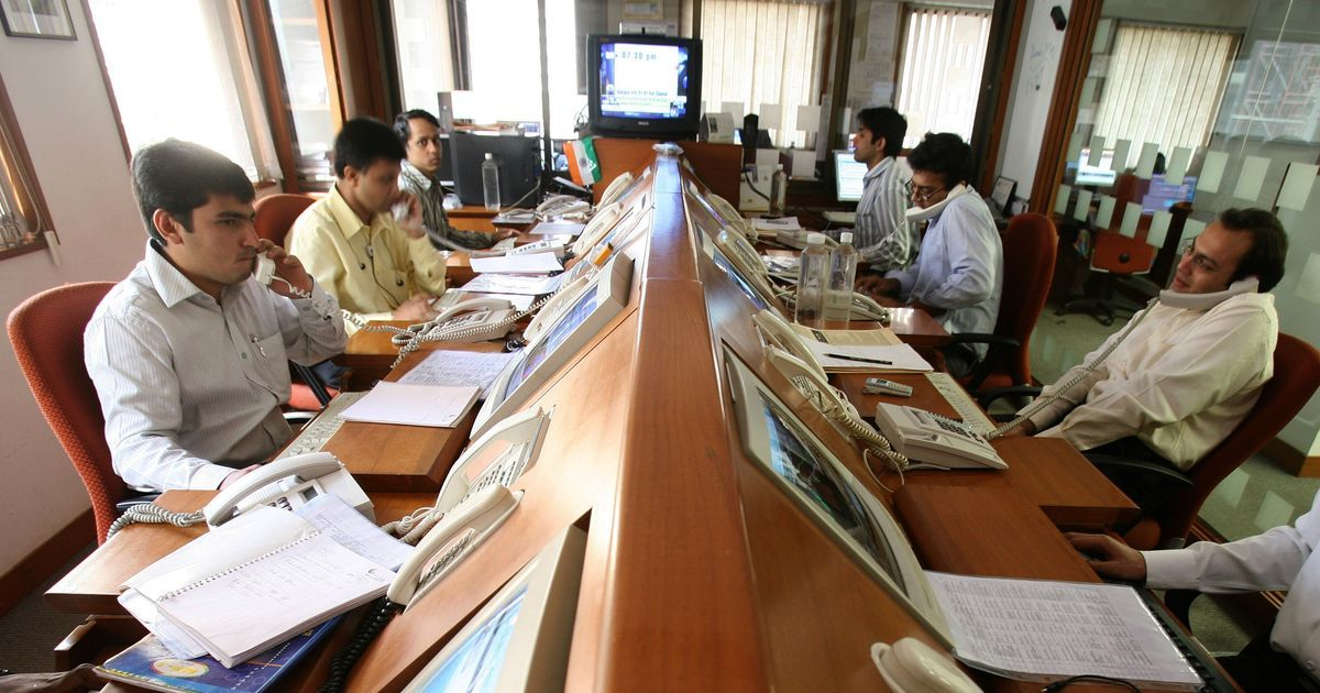 Decline in FMCG, healthcare trading pulls Sensex and Nifty down