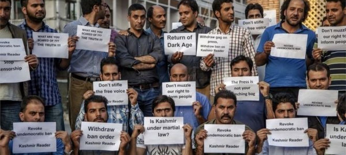 Blank out: Why Facebook may be indefinitely banned in Kashmir