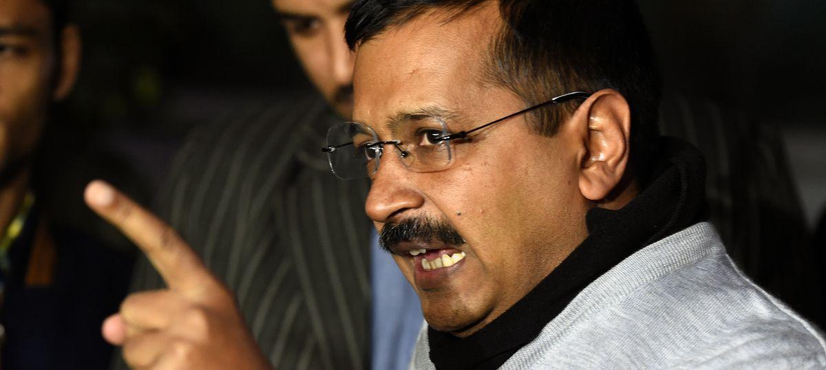 MCD polls: I fear EVMs will be tampered with, says Delhi CM Arvind Kejriwal