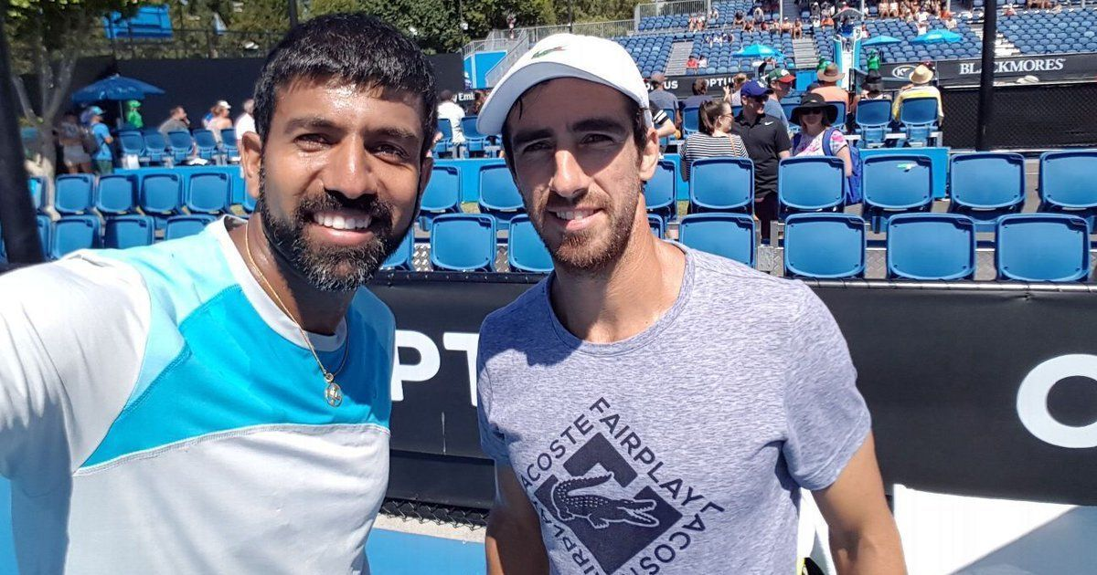 Monte Carlo: Rohan Bopanna and Pablo Cuevas reach final, to face Spain's Feliciano and Marc Lopez