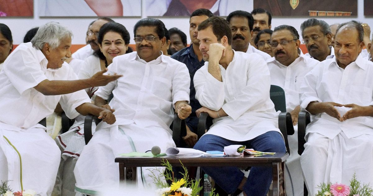 Rahul Gandhi's praise for Kerala's Congress glosses over its challenge of factionalism