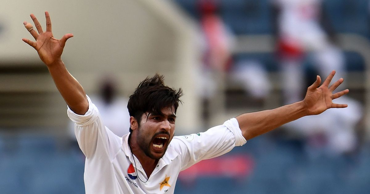 Mohammad Amir completes first five-wicket haul since returning to international cricket