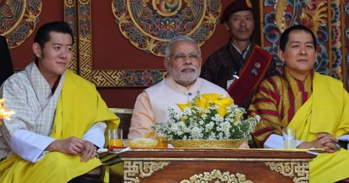 India gives most foreign aid to Bhutan, not its new priorities Afghanistan and Africa