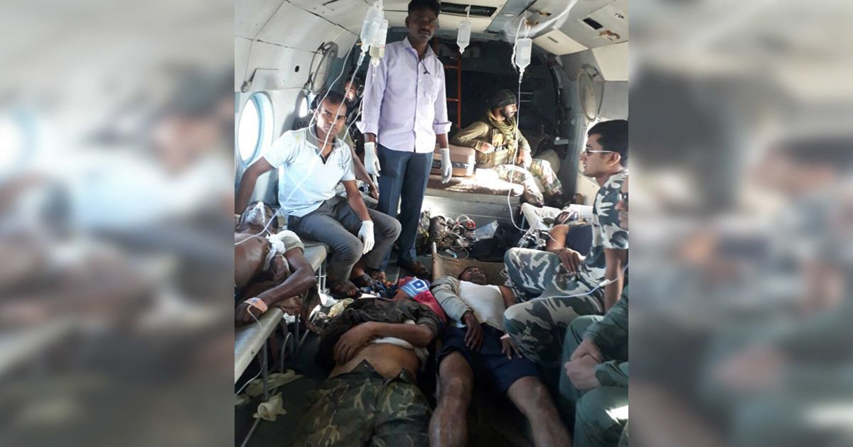 Maoists have already killed more security forces in Chhattisgarh in 2017 than the five-year average