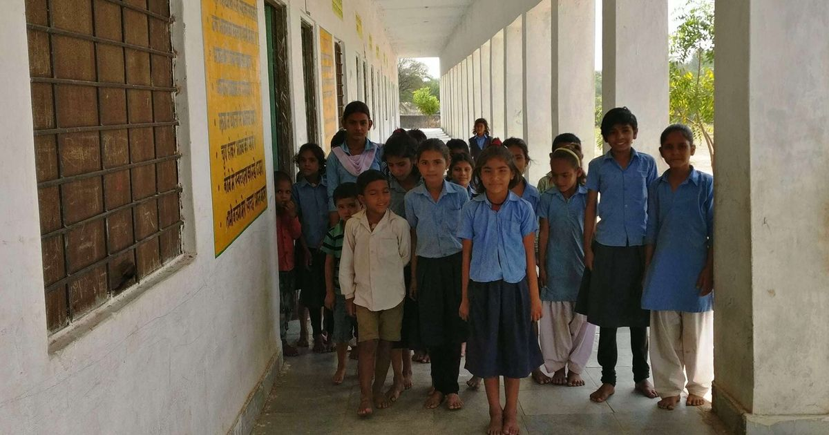 Cramped classrooms, long commutes, dropouts: How Rajasthan's school mergers have hurt students
