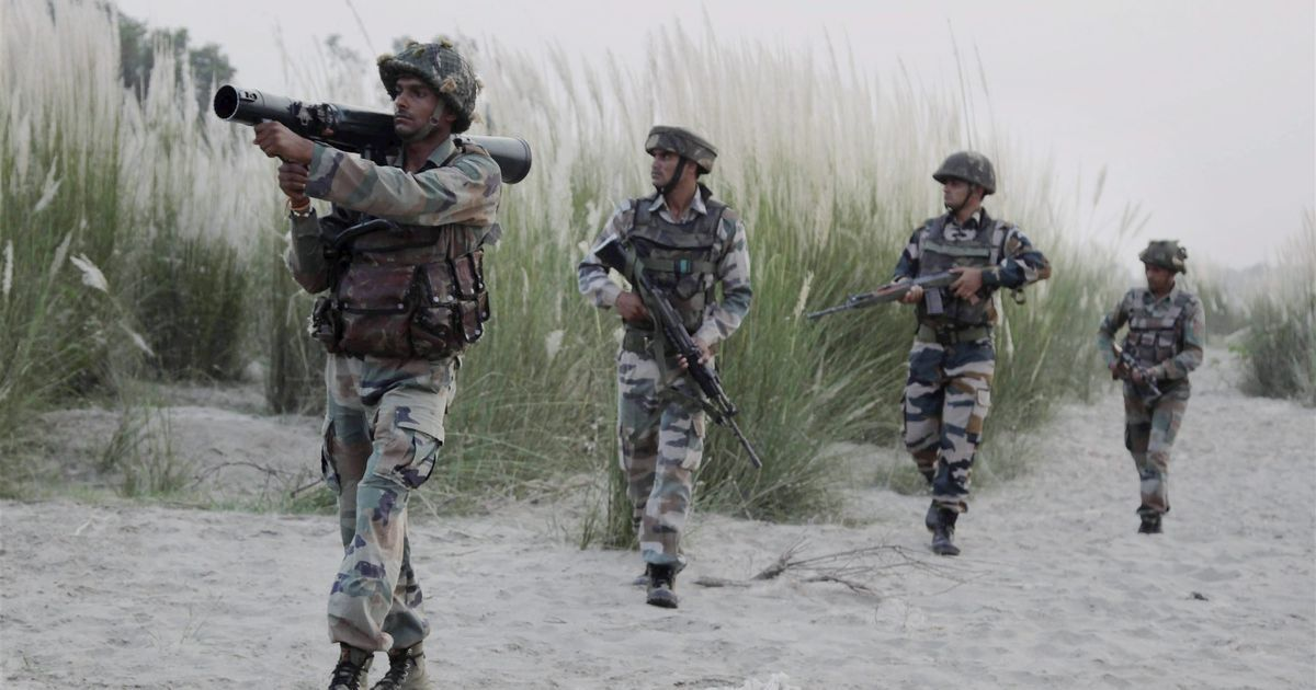 Around 150 militants waiting near LoC in Pakistan-occupied Kashmir to infiltrate: Army